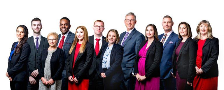 Compass IFS Financial Team Headshots