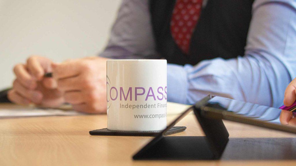 Compass IFS Mug